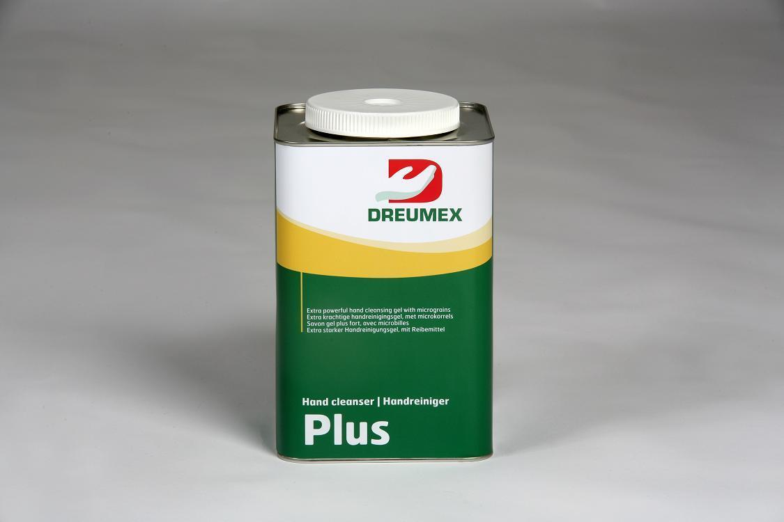 Dreumex Plus 4,5L gul 10142001026