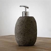 Granieten Zeepdispencer Grey