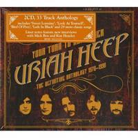 URIAH HEEP: THE DEFINITIVE ANTHOLOGY 1970-1990 2CD