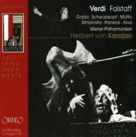 VERDI/KARAJAN: FALSTAFF 2CD (FG)