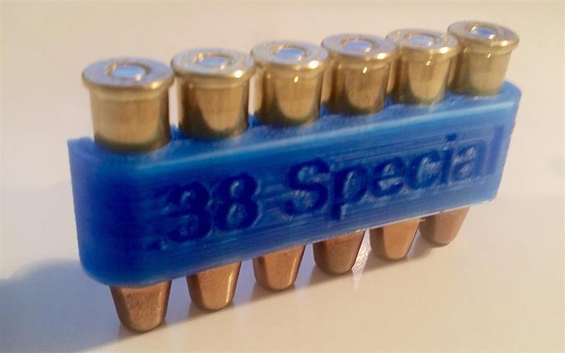 Jaktklipsen Revolver .38 Spesial/357
