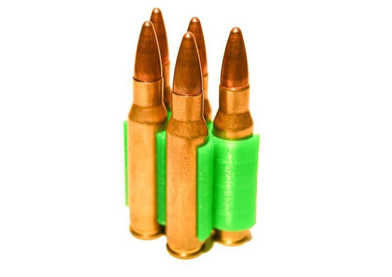 Jaktklipsen Rifle 308