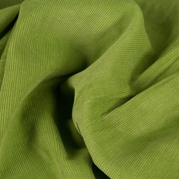 Fine Corduroy  Plain, green