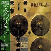 PORCUPINE TREE: OCTANE TWISTED 2CD+DVD