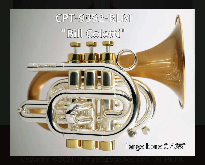 CPT-9392 Bill Coletti pockettrompet
