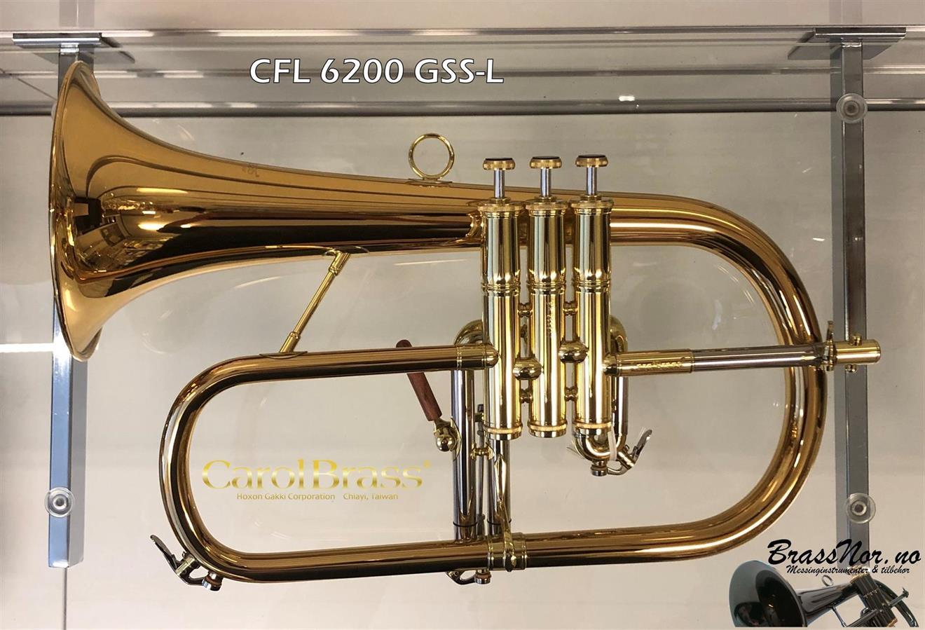 Bb flugel CFL-6200-GSS Lakkert