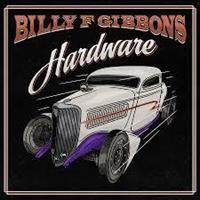GIBBONS BILLY F: HARDWARE-BLACK LP
