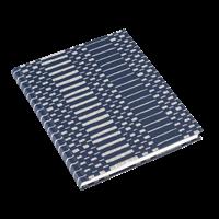 Notatbok 170x200 Helios Blå