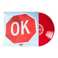 SPLIT CRANIUM: I'M THE DEVIL AND I'M OK-RED LP