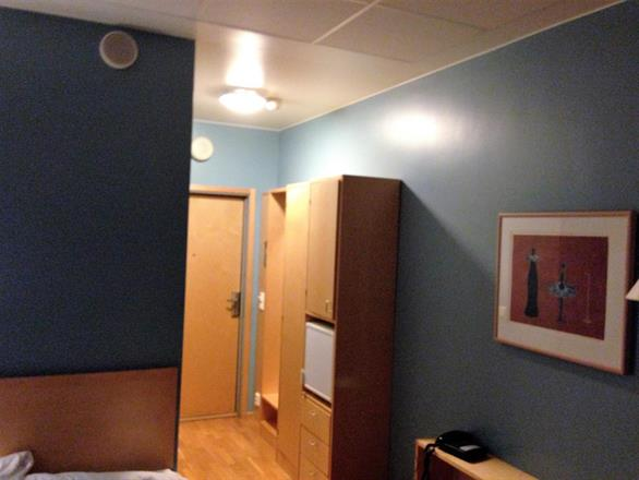 Vi er på Ullevål Pasienthotell - Januar 2013