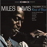DAVIS MILES: KIND OF BLUE-ULTRA CLEAR COLOURED LP
