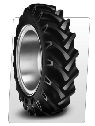 Traktordäck Diagonal 16.9-28 8-lagers BKT. Art.nr:113191