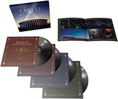EAGLES: LIVE FROM THE FORUM 4LP