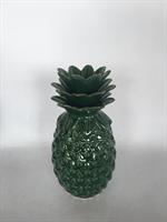 Ananas grønn 26 cm
