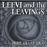 LEEVI & THE LEAVINGS: HOPEAHÄÄPÄIVÄ-HOPEA LP