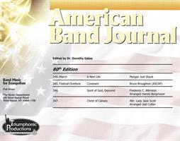AMERICAN BAND JOURNAL no 344 - 347