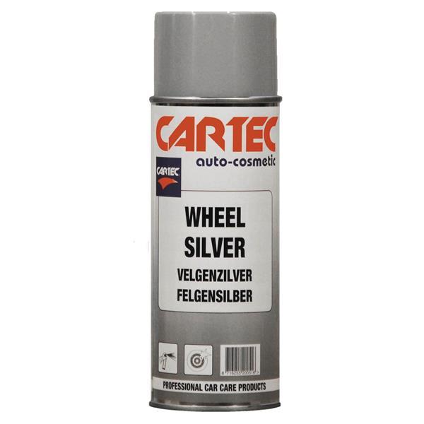 Wheel Silver Spray 400 ml