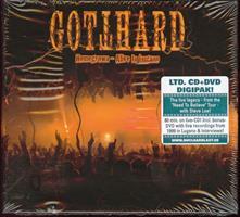 GOTTHARD: HOMEGROWN-ALIVE IN LUGANO CD+DVD