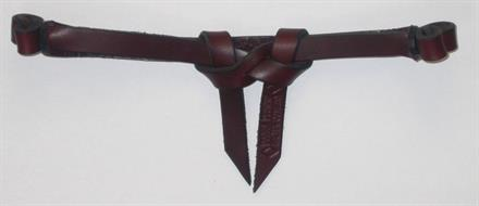 Curb cross over tie