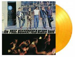 PAUL BUTTERFIELD BLUES BAND: THE PAUL BUTTERFIELD BLUES BAND-ORANGE LP