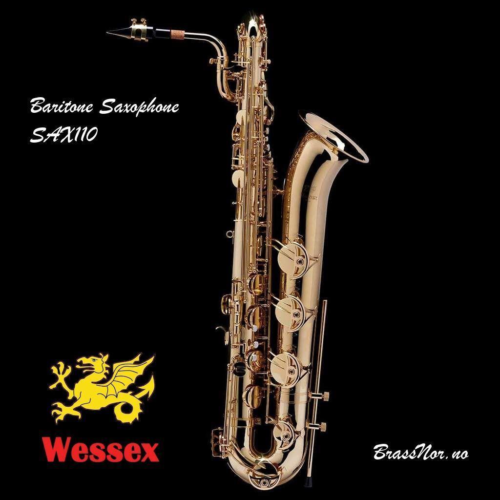 Wessex Baryton Saxofon SAX110