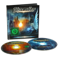 RHAPSODY (LUCA TURILLI'S): ASCENDING TO INFINITY-DIGIBOOK CD+DVD