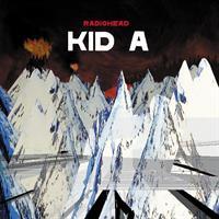 RADIOHEAD: KID A 2LP