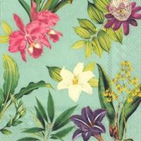 Flowers Of Paradise Mint