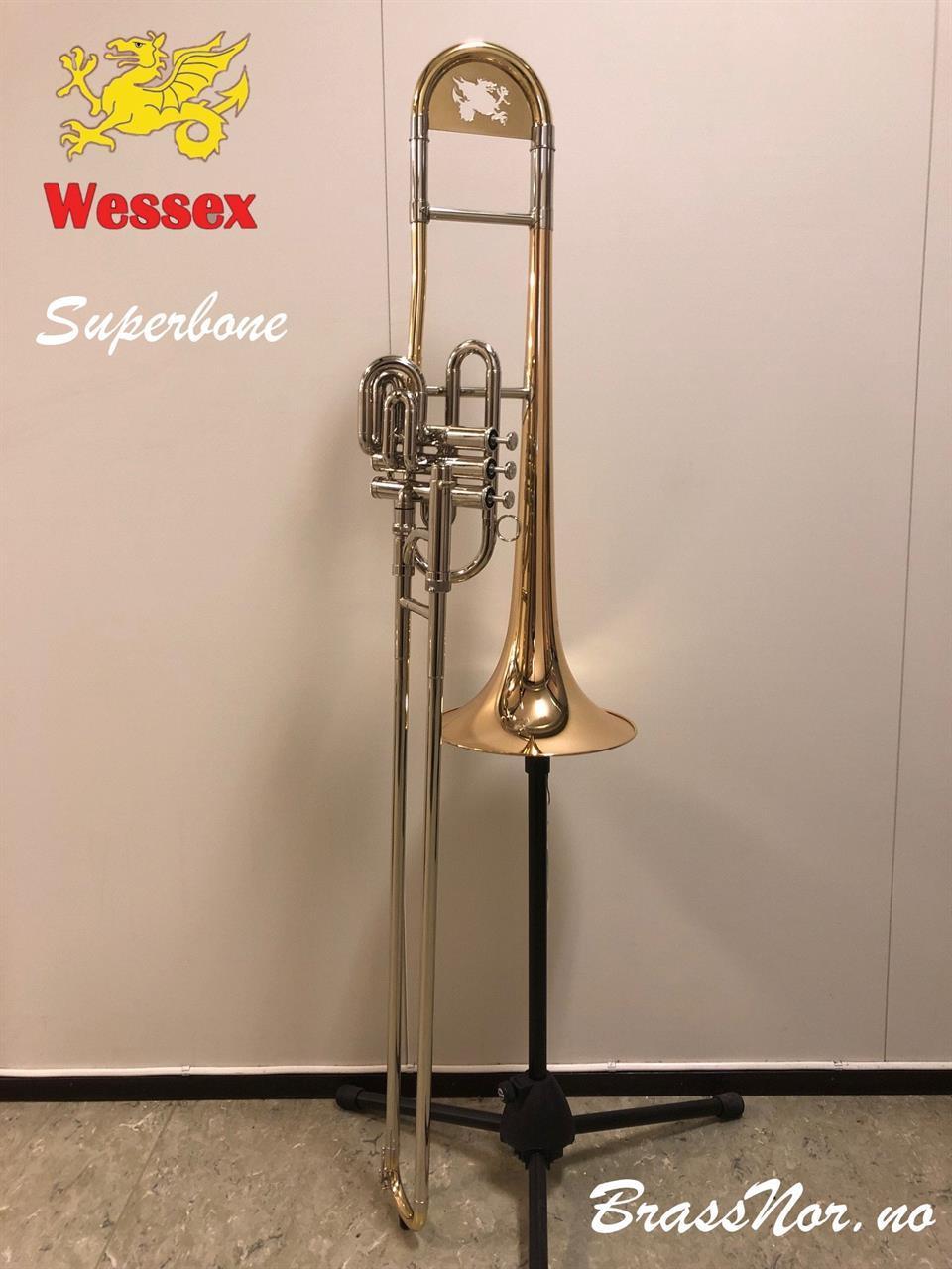 Superbone (valve/slide trombone) Lakkert