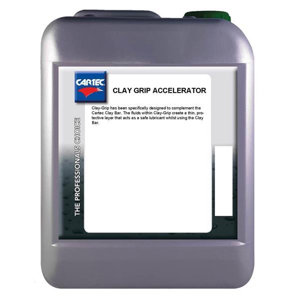 Clay-Grip (Accelerator) 5 l - Saviliukaste