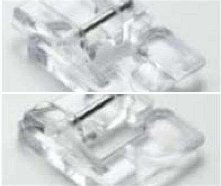 Perlefotsett smal & bred (g2/g3)