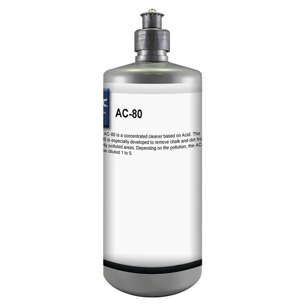 AC-80 (Decalcifier) 1 l - Hapan esipesu