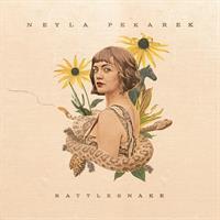 PEKAREK NEYLA: RATTLESNAKE LP