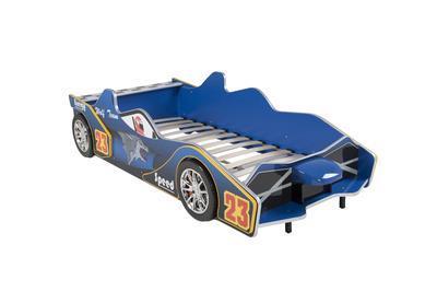 Wolf Team Racing Car säng blå