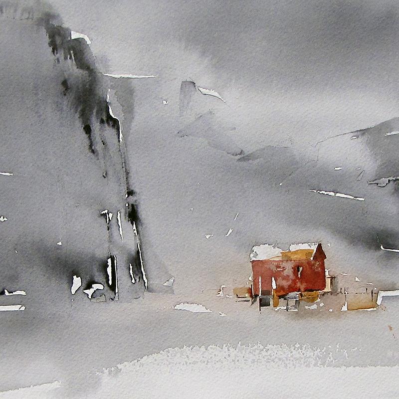 Huset vid berget