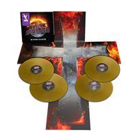 BLACK SABBATH: THE ULTIMATE COLLECTION-50TH ANN. GOLD VINYL BOX SET 4LP
