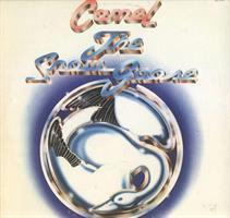 CAMEL: THE SNOW GOOSE (JANUS USA 1975)-KÄYTETTY LP