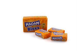 Maoam Bloxx - Orange 22g