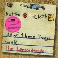 LEMONHEADS: CAR BUTTON CLOTH-EXPANDED EDITION 2CD