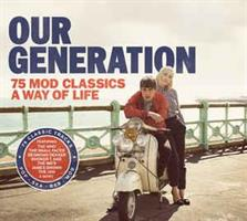 OUR GENERATION-75 MOD CLASSICS 3CD