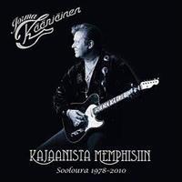 KÄÄRIÄINEN JORMA: KAJAANISTA MEMPHISIIN - SOOLOURA 1977-2010 2CD
