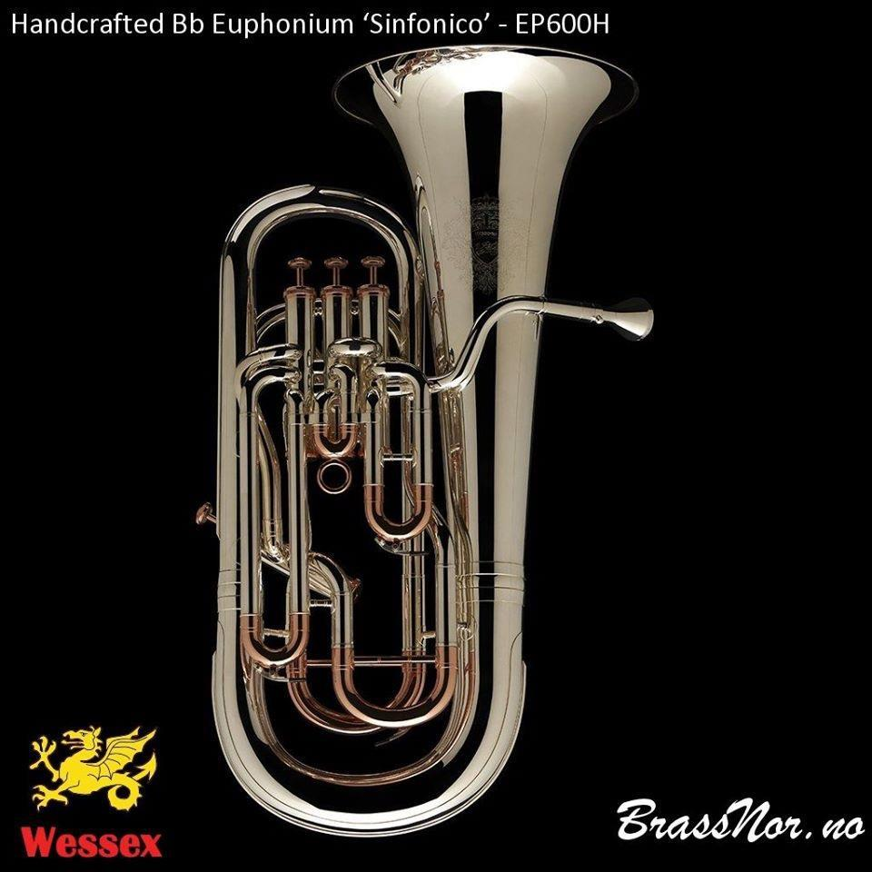 Wessex Handcrafted Bb Euphonium 'Sinfonico'