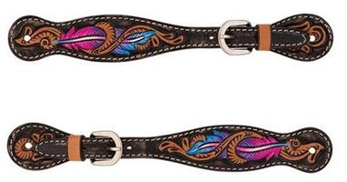 TWISTED FEATHER LADIES S/STRAP