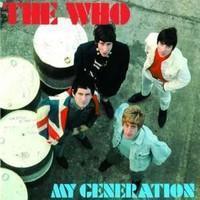 WHO: MY GENERATION-MONO LP