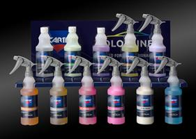 Colorline starterpack 500 ml silicone free