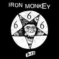 IRON MONKEY: 9-13 LP