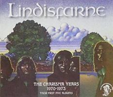 LINDISFARNE: THE CHARISMA YEARS 1970-1973 4CD