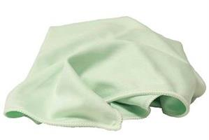 Vihreä mikrokuitu ikkunaliina - Microfiber Towel Maxi Glass (55x63cm)