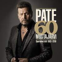 MUSTAJÄRVI PATE: 60-SUURIMMAT HITIT 2CD