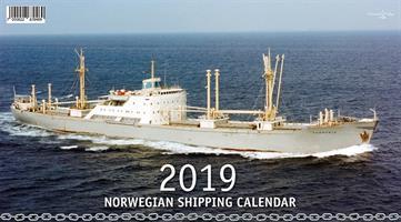 Norwegian Shipping Calendar 2019